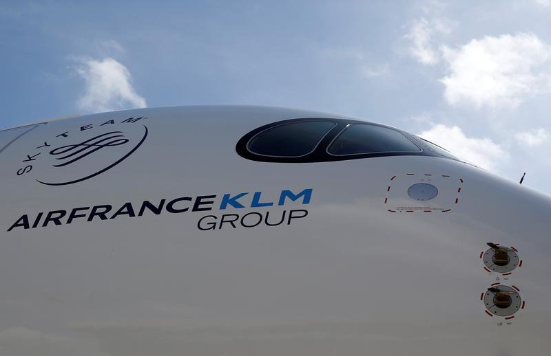 France, Brussels have agreed on Air France-KLM refinancing