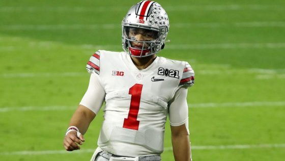 Justin Fields set to throw for teams again next week